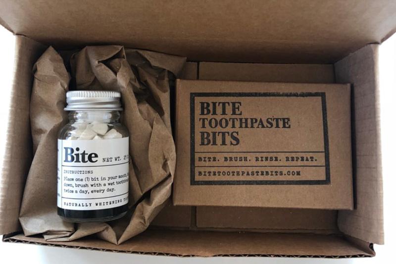 Bite Toothpaste